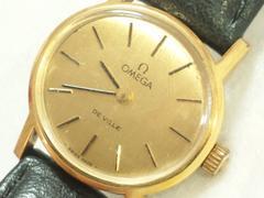 5017/OMEGAオメガ定価12万円位代表作シリーズデビルレディース腕時計
