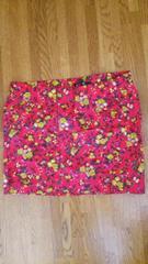 ZARA 花柄 スカート