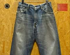 ◆廃盤◆リーバイス504ルーズストレート・W31(85cm)・股下82cm