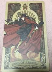 Fate FGO 織田信長 C93 タロットカード