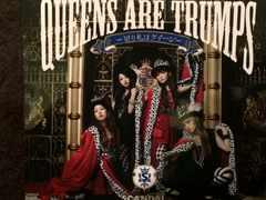 激安!超レア!☆SCANDAL/Queens are trumps☆初回盤/CD+DVD☆美品