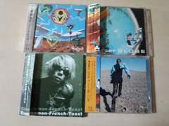 浅田祐介CD4枚セット★U-SKE ASADA