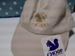 新品帽子キャップシュープ/CHOOP