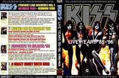 Kiss Live Years 1988-1996 集大成!永久保存版!キッス�CDVD!