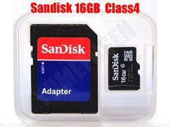 定型外送料無料 特価 サンディスク SANDISK microSDHC マイクロSDHC 16GB