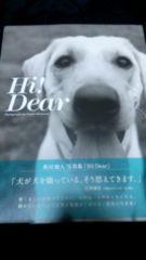 Hi!Dear 奥村康人 犬の写真集