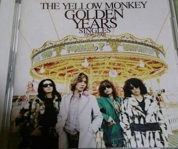 ベストCD イエローモンキー GOLDENYEARS SINGLES 1996-2001