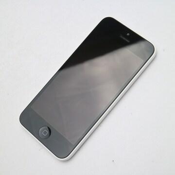 ●安心保証●新品同様●au iPhone5c 16GB ホワイト●白ロム
