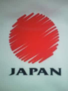 JAPAN デザイン 陸上競技 ミズノ Tシャツ Sサイズ ホワイト レッド サラサラ素材