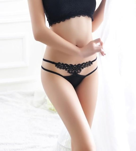 "▼""◆.PinkyAngel^-^Sexyデザイン小悪魔タンガTバック.◆""▼"