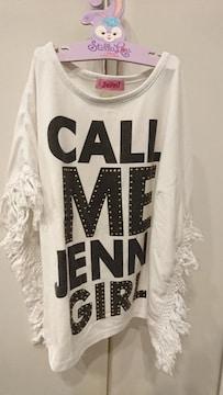 ジェニ★ポンチョ風Tシャツ