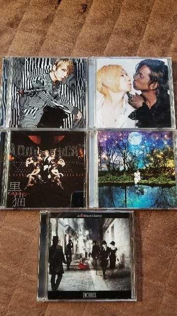 Acid Black Cherry★シングルセット(おまけ付き) 送料込み < タレントグッズの