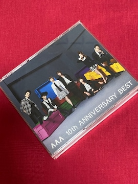 【送料無料】AAA(BEST)2CD+1DVD