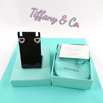 Tiffany ティファニー ピアス
