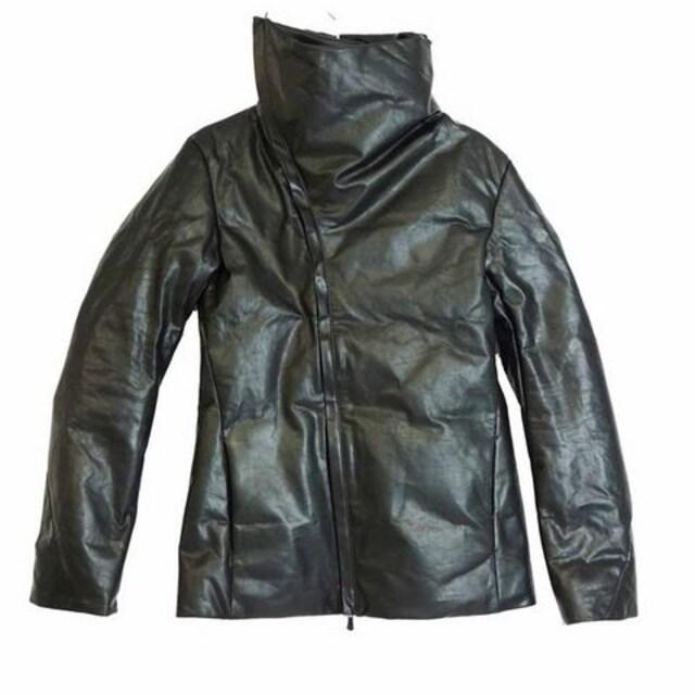 lienリアン 15AW GUIDI 1ピースアームレザーダウンジャケット < 男性ファッションの