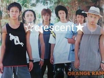 ORANGE RANGE/両面ポスター/未使用/オレンジレンジ