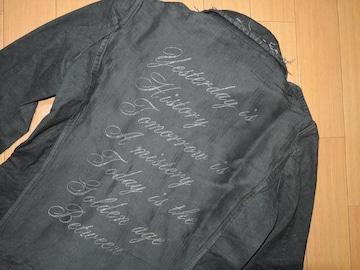 ロアーroarシャツジャケット1黒系2丁拳銃ROENロエン