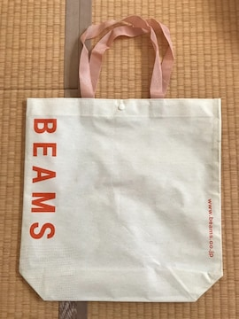 BEAMS★ショピングバッグ ショッパー