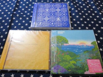 RIP SLYME『TOKYO~』+『EPOCH』+『YAPPARIP』3枚 新品/初回盤