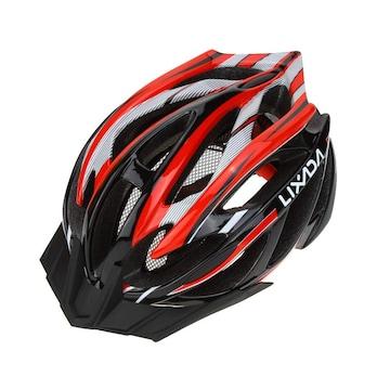 自転車用 ヘルメット サイクリング ロード レッド