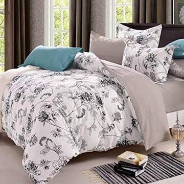 布団カバー3点セット シングル 寝具カバー セット 綿 ベッド用