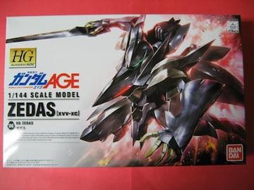 1/144 HGAGE-06 XVV-XC ゼダス 機動戦士ガンダムAGE