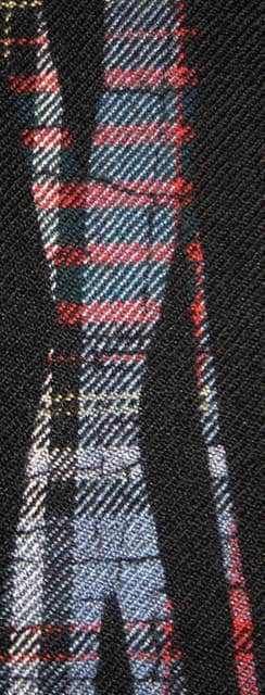 Yohji Yamamoto NOIR ロング スカート チェック ヨウジヤマモト < ブランドの