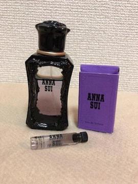 ANNA SUI / アナスイ / EDT 香水 / 30ml オマケ付き
