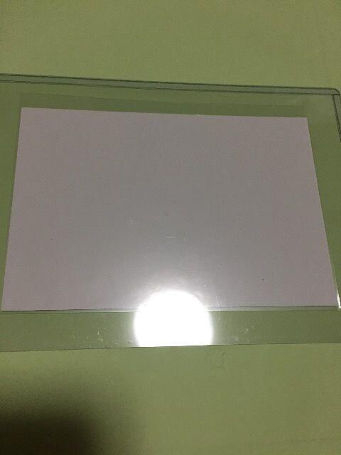 SHINee SMTOWN VISA PREPAID 購入特典 ポストカード。 < タレントグッズの