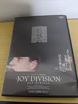 JOY DIVISION(ジョイ・ディヴィジョン)ドキュメンタリー映画/NEW ORDER