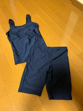 レディース セパレートタイプ 練習用競泳水着 150