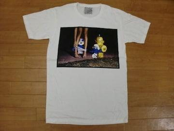 スマーフ パロディ Tシャツ 白 M 新品