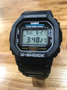 CASIO G-SHOCK カシオ Gショック DW-5600 スピード