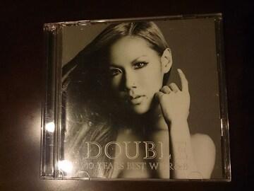 DOUBLE「10 YEARS BEST WE R&B」ベスト