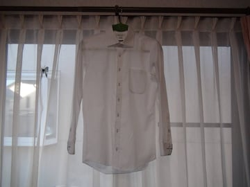ORIHICAのドレスシャツ(S)!。