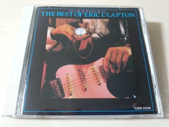 CD「ベスト・オブ・エリック・クラプトンERIC CLAPTON」●  < タレントグッズの