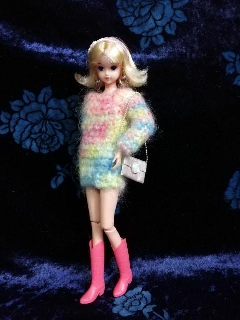 ジェニー、リカちゃんのOF  < おもちゃの
