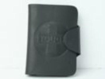 (WA-8865)TOUGH JEANS本革財布
