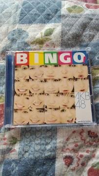 希少〓AKB48 bingo 初回限定盤〓
