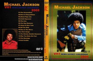 ≪送料無料≫マイケルジャクソン VH1 NEWS CHILDHOOD 2005