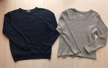 ★GU★長袖トレーナー3set/size150