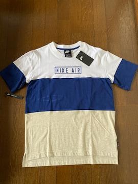 海外☆NIKE AIR ブロックカラーTシャツ・新品
