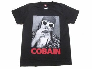 カート・コバーン KURT COBAIN  バンドTシャツ  437 M