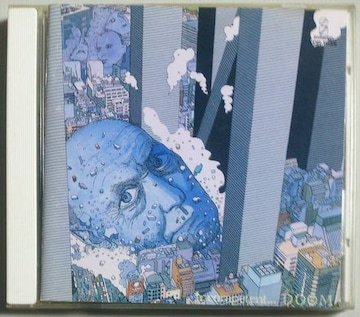 (CD)DOOM/ドゥーム☆Incompetent…[1989年発売オリジナル盤]★ジャパメタ♪
