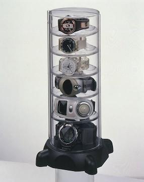 タワー型時計コレクションケース