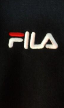 FILA肩出しパーカートレーナー未使用美品フリーサイズ