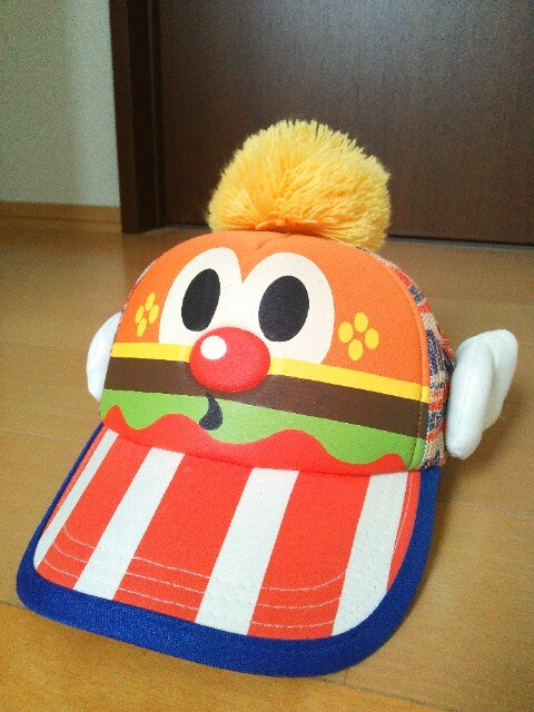 中古 バーガーキャップ帽 帽子 M(54〜56) JAM  < ブランドの