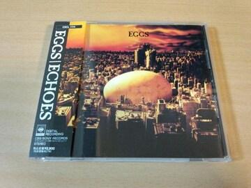 エコーズCD「EGGSエッグズ」ECHOES 辻仁成 廃盤●