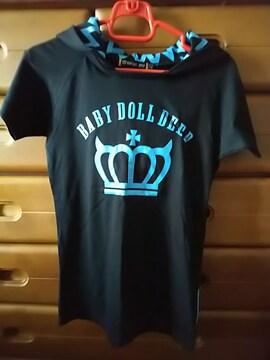 BABYDOLL◆フード付Tシャツ(*´ω`*)
