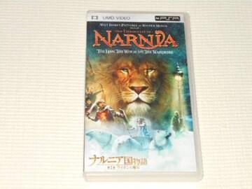 PSP★ナルニア国物語 第1章 ライオンと魔女 UMD VIDEO
